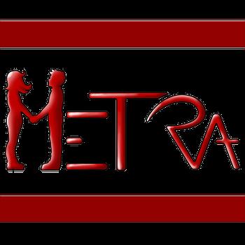 Logo del centro MeTRa